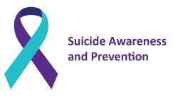Suicide Awareness and Prevention Ribbon